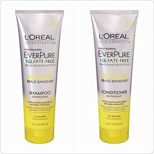 LOreal Paris EverPure Shampoo Conditioner