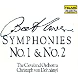 Beethoven: Symphonies No. 1 & No. 2
