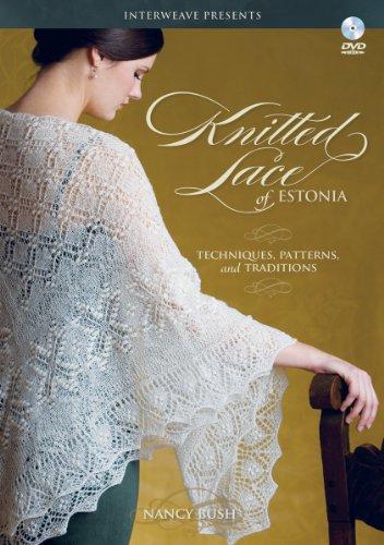 Interweave Press DVD Knitted Lace Of Estonia - Interweave Press Lace