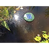 My Natural Pond MNP F10 Floating Pond Aerator with Air Stone