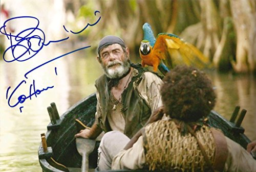 David Bailie ACTOR PIRATES OF THE CARIBBEAN autograph, In-In the flesh signed photo