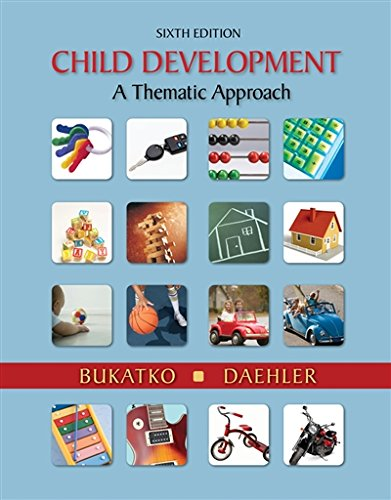 618608656 - Child Development: A Thematic Approach