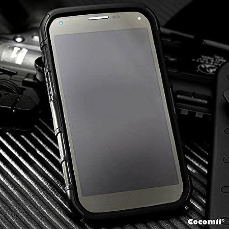 R.Orange Militar Defensor Robusto Case Carcasa for Samsung Galaxy Core Prime Cocomii Robot Armor Galaxy Core Prime//Win 2//Prevail Funda Funda Clip para Cintur/ón Soporte Antichoque Caja