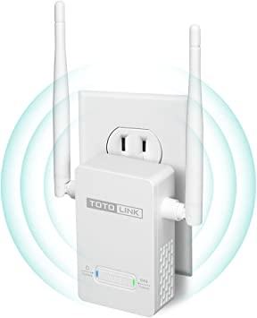 TOTOLINK N300 WiFi Range Extender//Repeater//Booster EX200