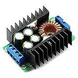 DZS Elec 9A MAX DC Step Down Buck Converter Constant Current Converter 24V to 12V Adjustable Regulator Module 7V-32V to 0.8V-28V Power Supply Module