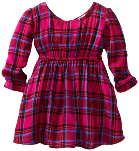 Splendid Littles Baby-girls Newborn Charlee Plaid Dress