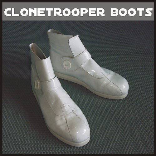 Clone (Shock Trooper Costumes)