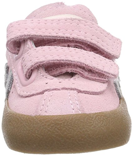 Converse Breakpoint 2v OX Cherry Blossom, Zapatillas Unisex Niños Pink (Cherry Blossom/Wolf Grey/Gum)