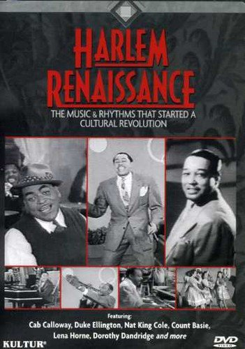 Harlem Renaissance / Fats Waller, Duke Ellington, Count Basie, Nat King Cole
