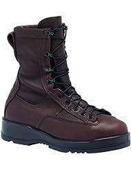 Belleville - 330 ST - Wet Weather Chocolate Brown Safety Toe Flight Boot USN/USMC