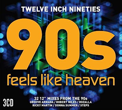 VA - Twelve Inch Nineties  Feels Like Heaven - (TWIN90004) - 3CD - FLAC - 2017 - WRE Download