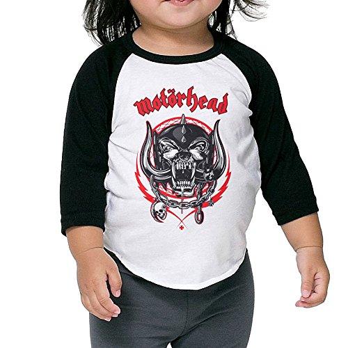 motorhead baseball shirt - 9