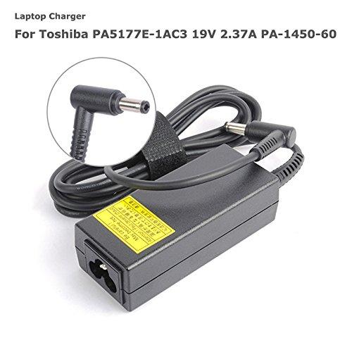 19V 2.37A 45W Cargador portátil adaptador de alimentación de CA para Toshiba Portege T210T210D T230T230D...