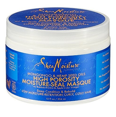 SheaMoisture Mongongo Porosity Moisture Masque