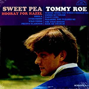 Tommy Roe Sweet Pea Amazon Com Music