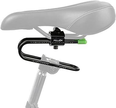 Pellor – Sillín para bicicleta, soporte amortiguadores – Tija para ...