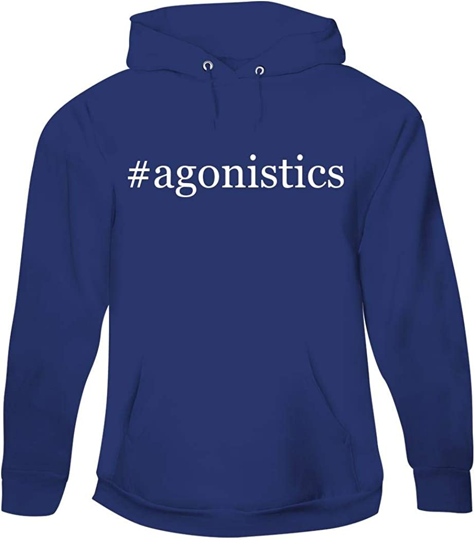 #Agonistics - Men's Hashtag Pullover Hoodie Sweatshirt 51tU7e6604L