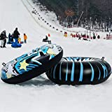 Brace Master Snow Tube - 47 Inch Inflatable Heavy