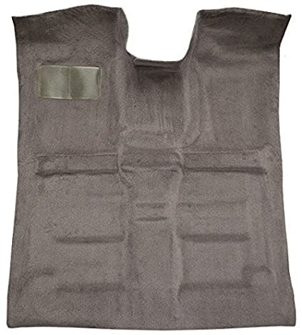 Automatic 8078-Dark Grey Plush Cut Pile ACC Replacement Carpet Kit for 1997 to 2004 Dodge Dakota Club Cab Pickup Truck 2wd or 4wd