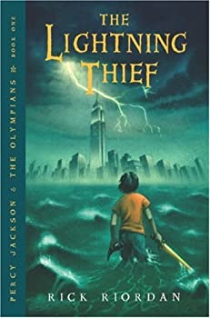 The Lightning Thief 0786838655 Book Cover