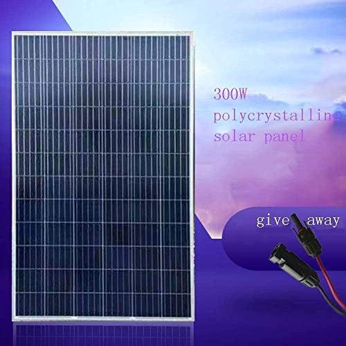 zhangchao 300W Watt Polykristalline Solar-Panel Solar Panel Power Generation Brett Photovoltaic Power Generation System 12V Startseite,12v