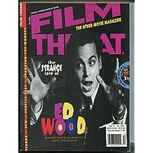 FILM THREAT #19 12/1994-JOHNNY DEPP-ED WOOD-VAMPIRA-CLERKS-vg