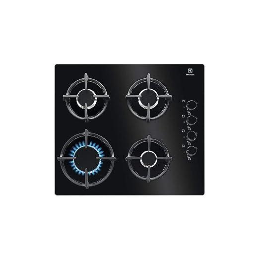 Electrolux KGG6407K hobs Negro Integrado Encimera de gas ...