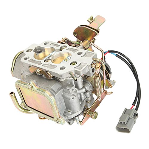1983 Nissan Pickup - Partol Car Carburetor for Nissan 720 Pickup 2.4L Z24 Engine for 1983-1986 16010-21G61 - Automatic choke