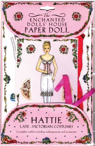 Enchanted Dolls' House Paper Doll: Hattie Enchanted Dolls House