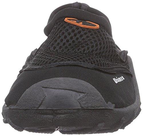 de nbsp;zapatos aqua zapatos baño Waimea Negro SPROqq