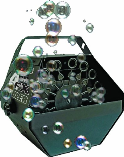 [AFX Big Bubble Bubble Machine] (Big Fog Machine)