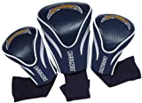 NFL San Diego Chargers 3-Pack Contour Fit Headcover