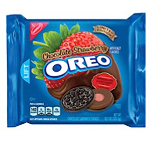 Oreo Chocolate Strawberry 10.7 oz - Limited Edition