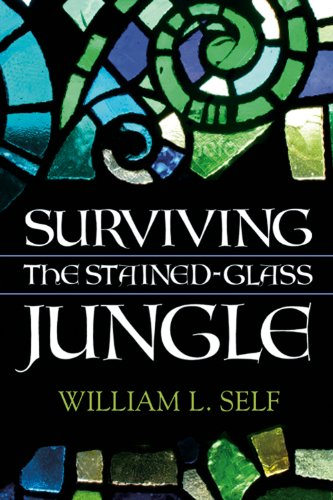 Surviving the Stained Glass Jungle (Stained Univ State Glass)