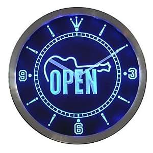 VV modern/contemporáneo/retro de acrílico/de aluminio reloj de pared redondo 10, verde
