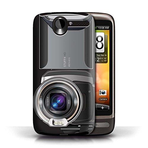 Etui / Coque pour HTC Desire G7 / Caméscope conception / Collection de Appareil Photo