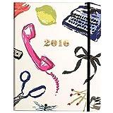 Kate Spade New York 17 Month Large Agenda Planner 'Favorite Things' 2015-2016