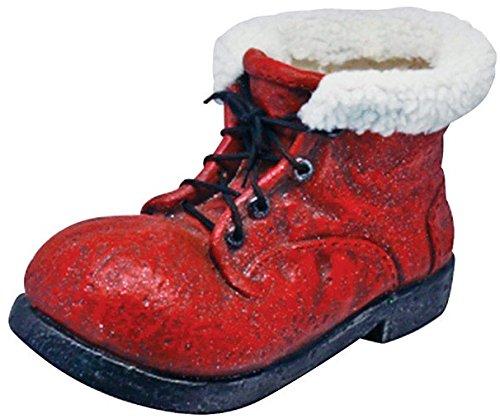 Santa Boot Statue Alpine Santa