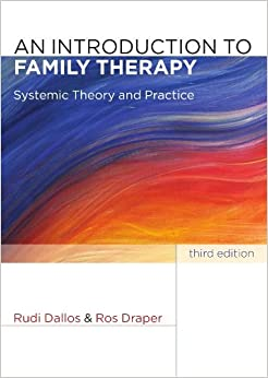 Book An Introduction To Family Therapy by Rudi Dallos (2010-04-01)
