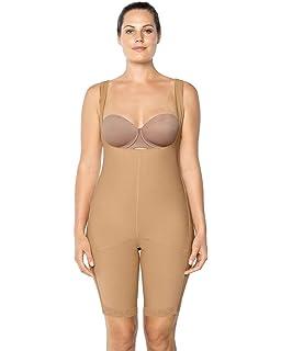 00308615ff098 Leonisa Braless Minimizer Bodysuit at Amazon Women s Clothing store