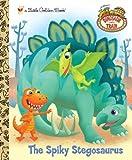 The Spiky Stegosaurus (Dinosaur Train) (Little Golden Book)