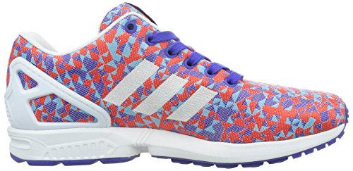 ftwr core Multicolor Flash Black Uomo Weave night Adidas Flux Collo Sneaker donna S15 White A Zx Basso ZwOPR