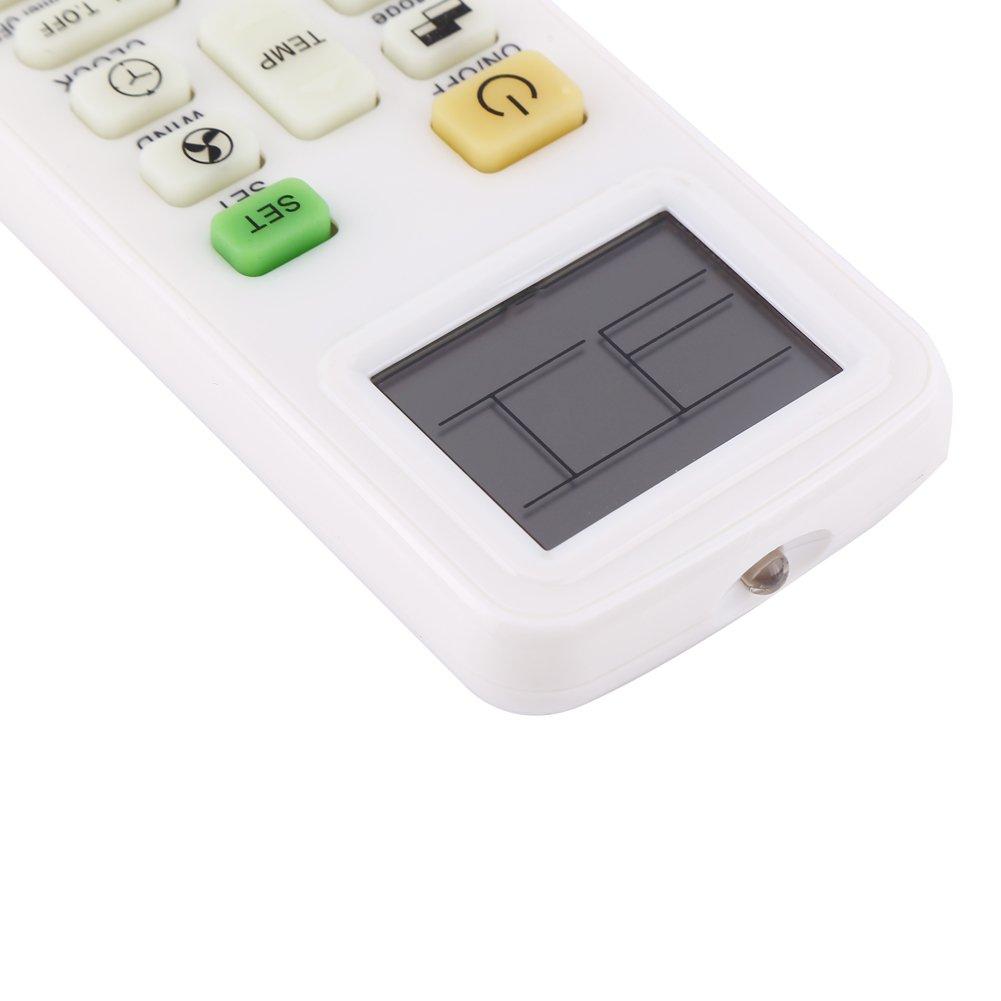 mando a distancia de repuesto para la marca Gree Midea LG Air Conditing. Mando a distancia universal para aire acondicionado aire acondicionado