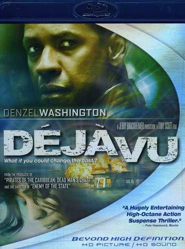 Deja Vu [Reino Unido] [Blu-ray]: Amazon.es: Denzel Washington ...