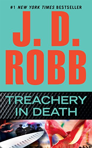 book cover of Treachery in Death