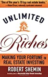 Unlimited Riches, Robert Shemin, 0471675008
