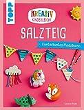 Basteln mit Salzteig: Modellieren für kleine Hände. Kinder