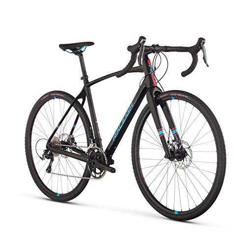 Raleigh Bikes Roker Sport All Road Bike, Black, 60 cm/X-Large Review