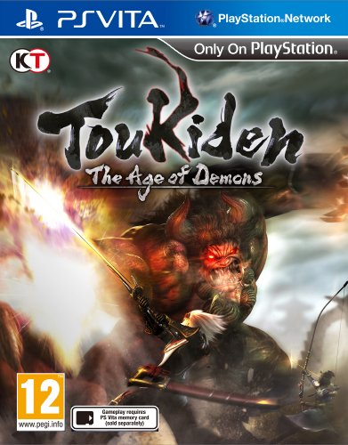 Toukiden: The Age of Demons PS Vita - 4