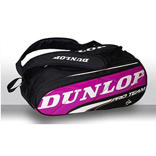 Dunlop - Paletero Dunlop Pro Team Thermo, rosa: Amazon.es: Deportes y aire libre